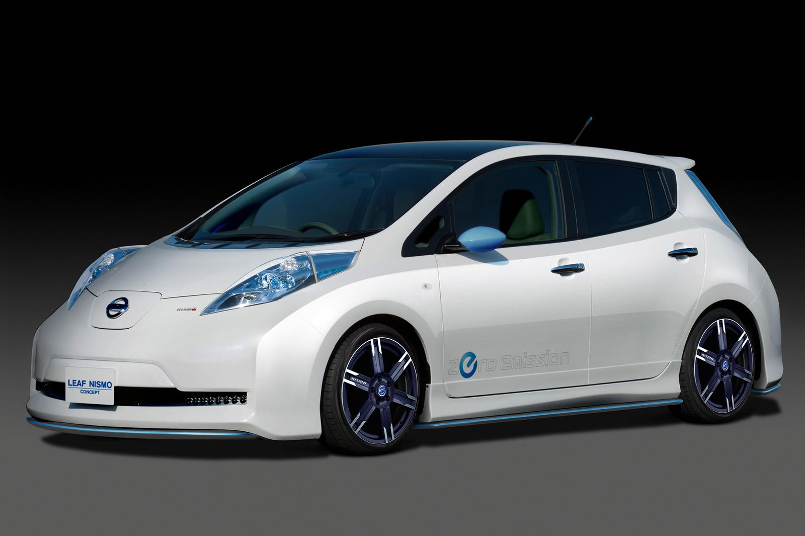 2012 Nissan Leaf Nismo Review - Top Speed