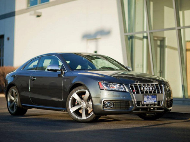 2012 Audi S5 Special Edition Top Speed