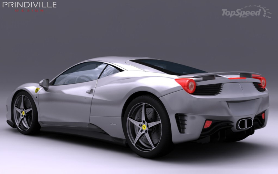 2012 ferrari 458 italia by prindiville design picture 435458 car. Cars Review. Best American Auto & Cars Review