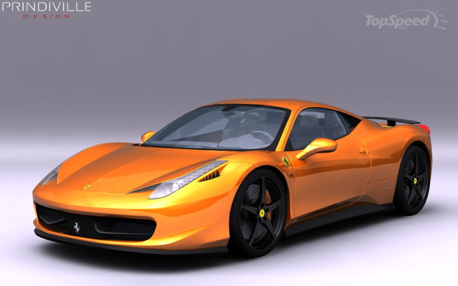 2012 ferrari 458 italia by prindiville design picture 435462 car. Cars Review. Best American Auto & Cars Review
