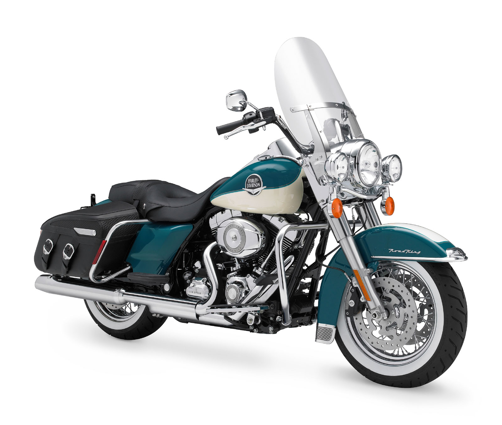 2012 Harley-Davidson FLHRC Road King Classic | Top Speed