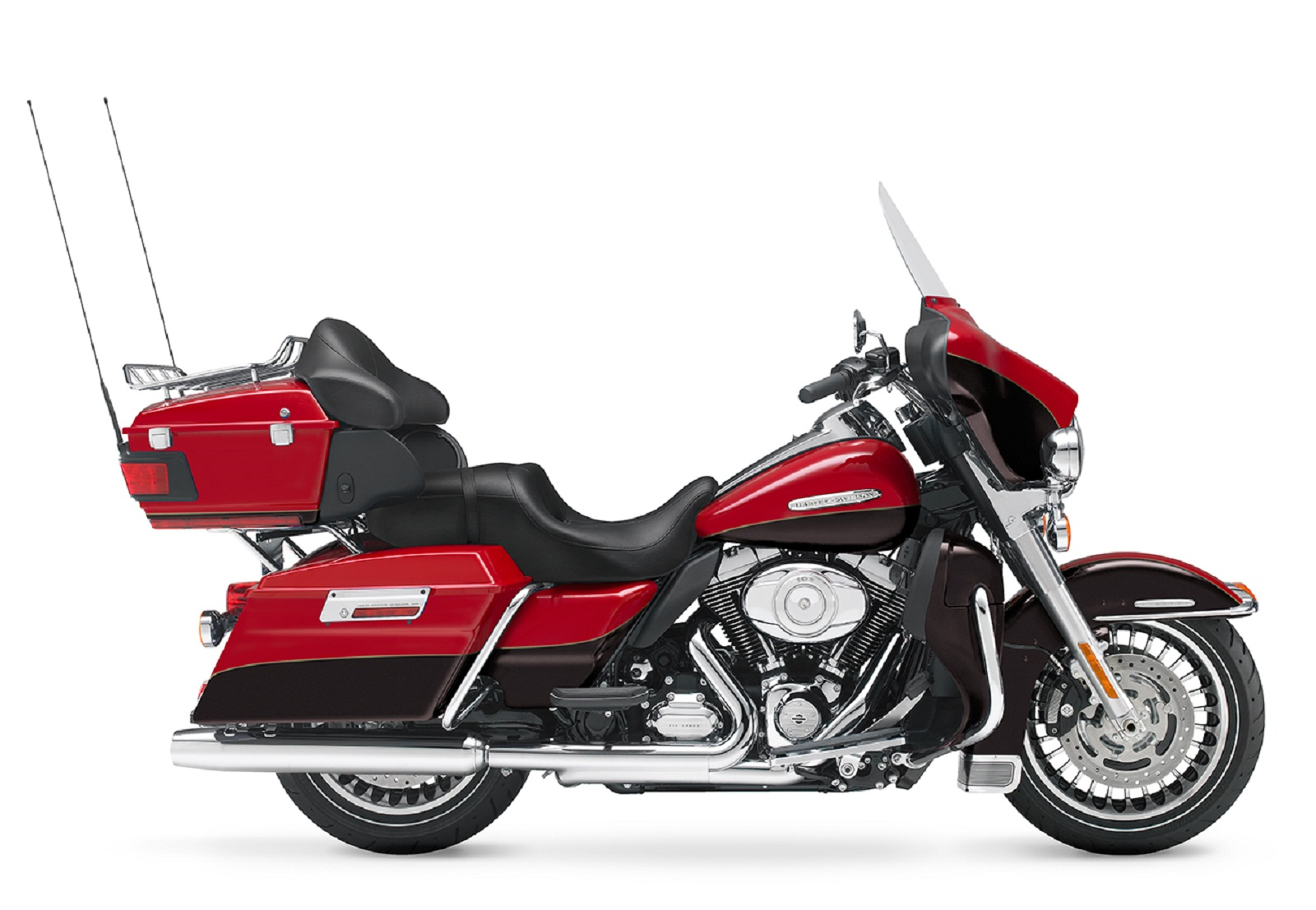 2012 Harley-Davidson FLHTK Electra Glide Ultra Limited | Top Speed. »