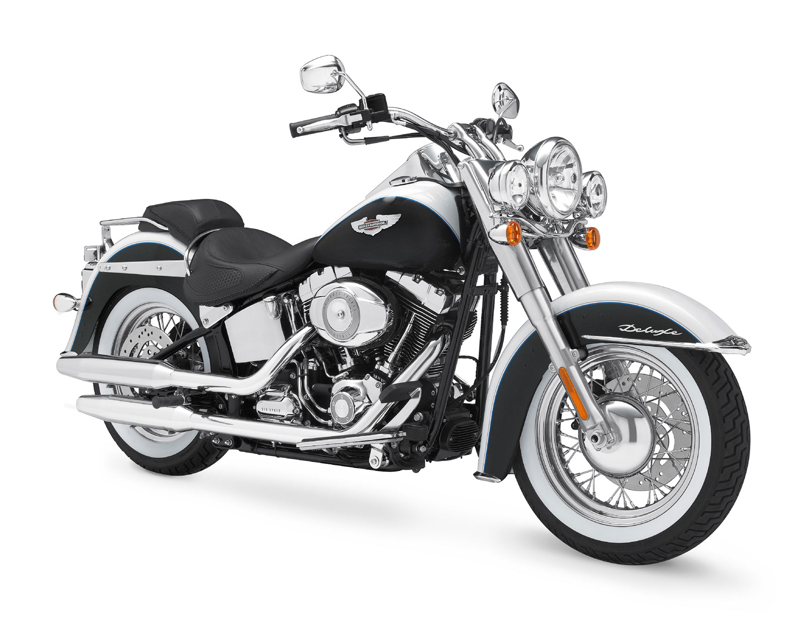2012 harley davidson flstn softail deluxe pictures photos wallpapers top speed. Black Bedroom Furniture Sets. Home Design Ideas