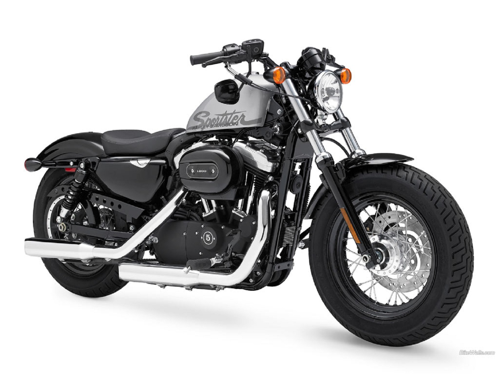 2012 Harley-Davidson XL1200X Sportster Forty-Eight   Top Speed