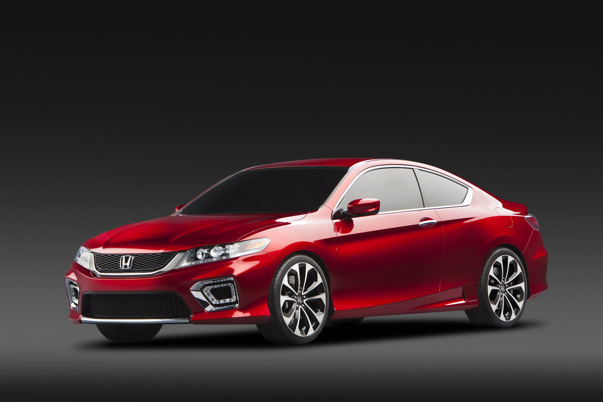 honda accord coupe concept speed cars