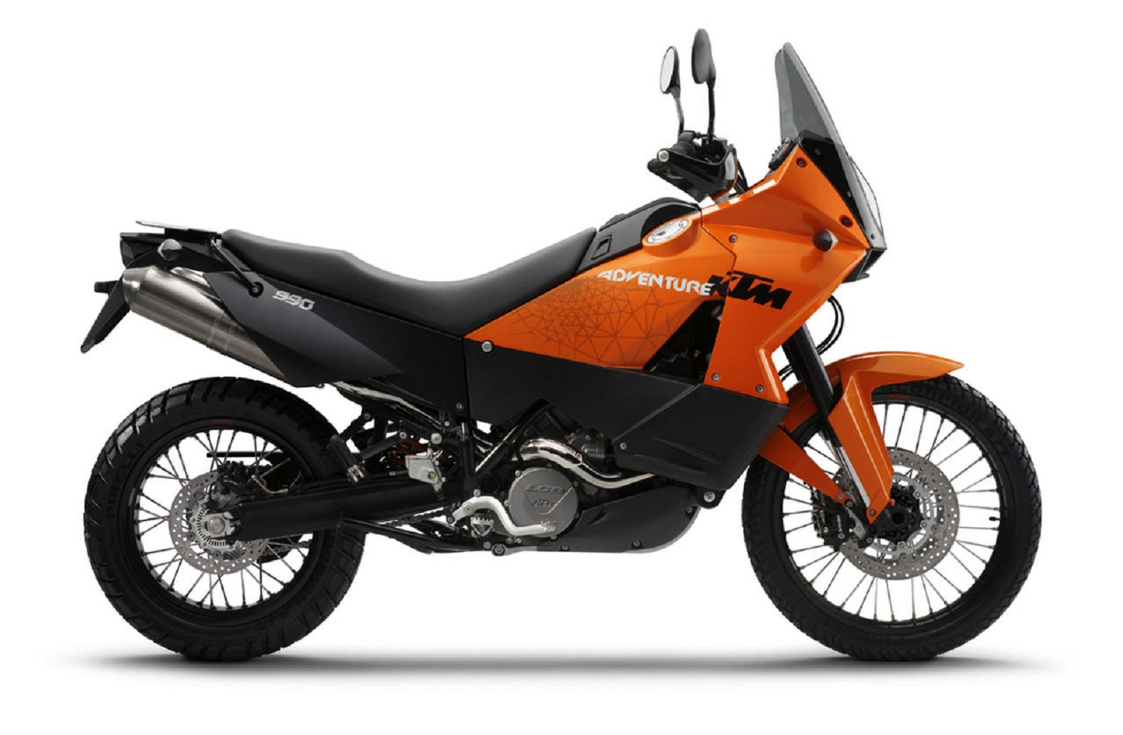 2012 KTM 990 Adventure Review - Top Speed