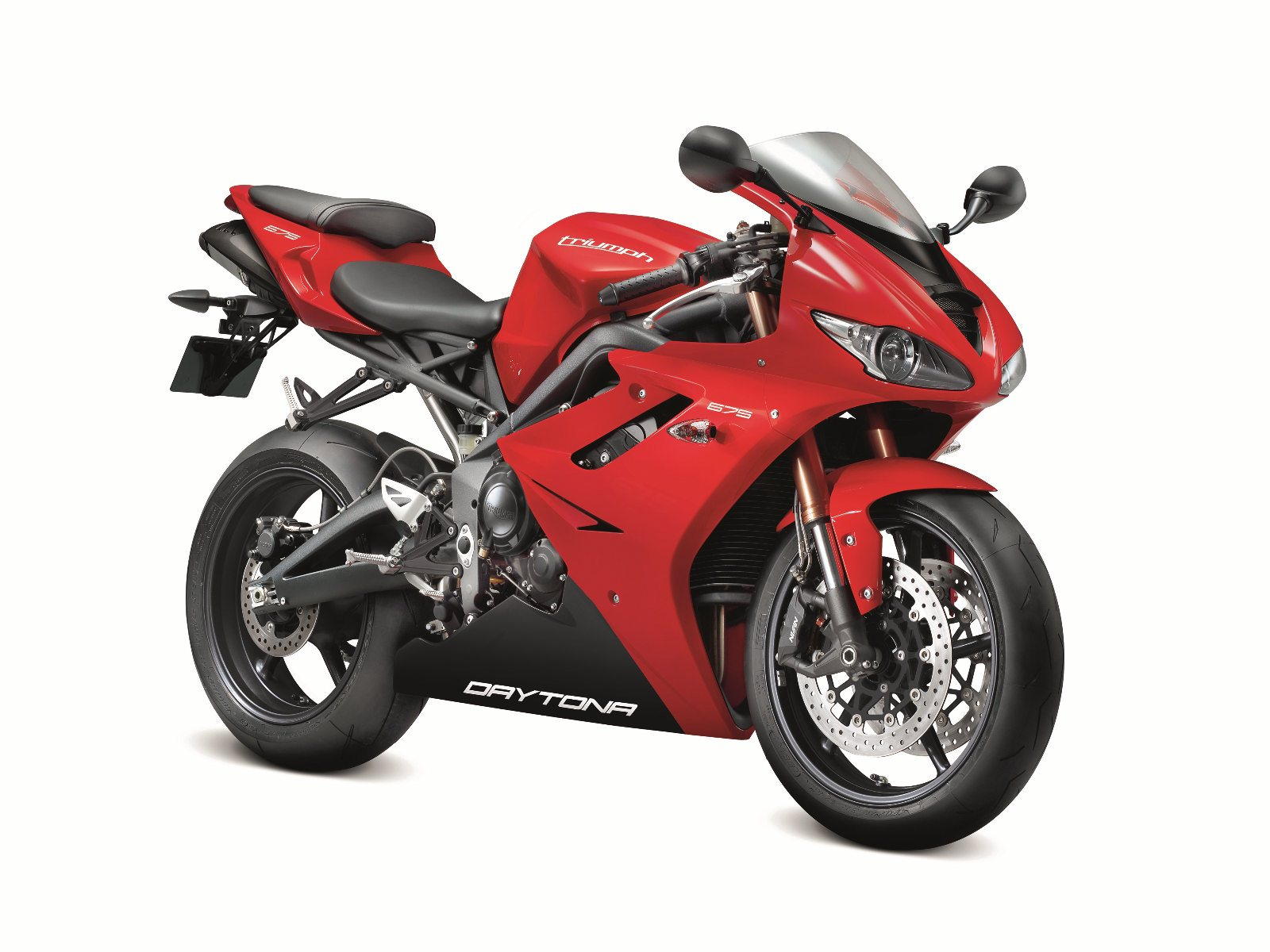 2012 Triumph Daytona 675 | Top Speed. »