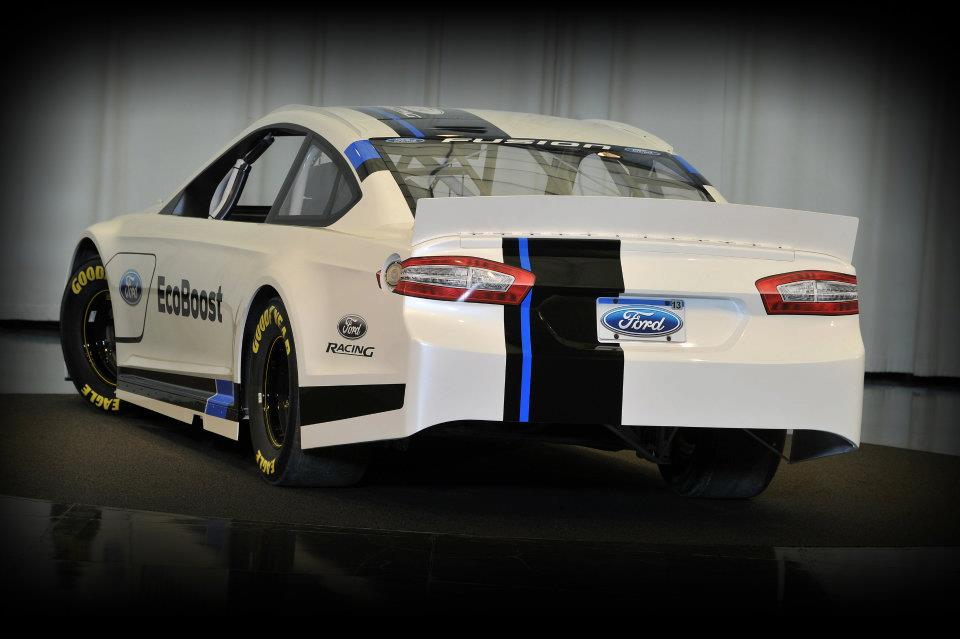 2013 Ford Fusion Nascar Sprint Cup Top Speed
