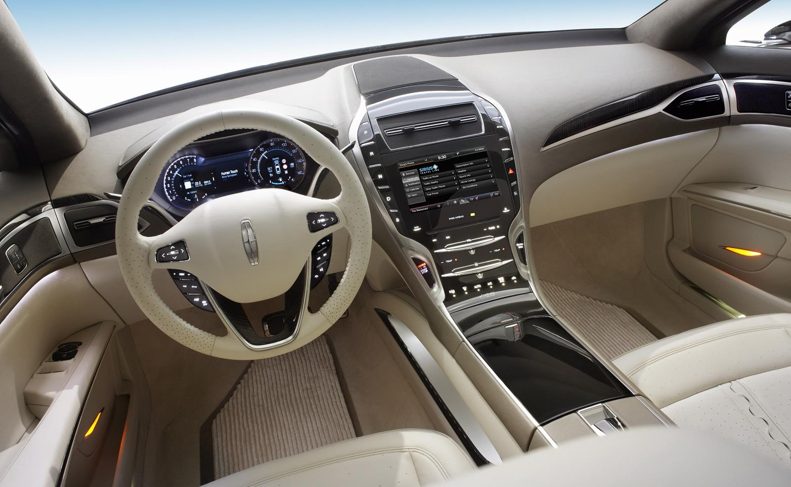 2013 Lincoln Mkz Concept Top Speed