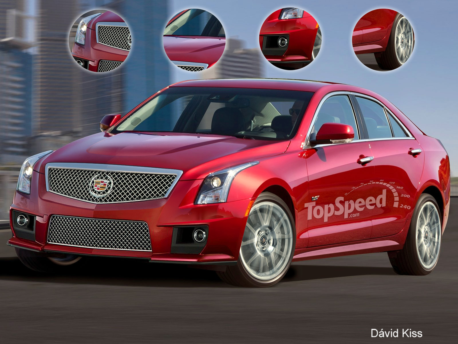 2016 cadillac ats v sedan review top speed. Black Bedroom Furniture Sets. Home Design Ideas