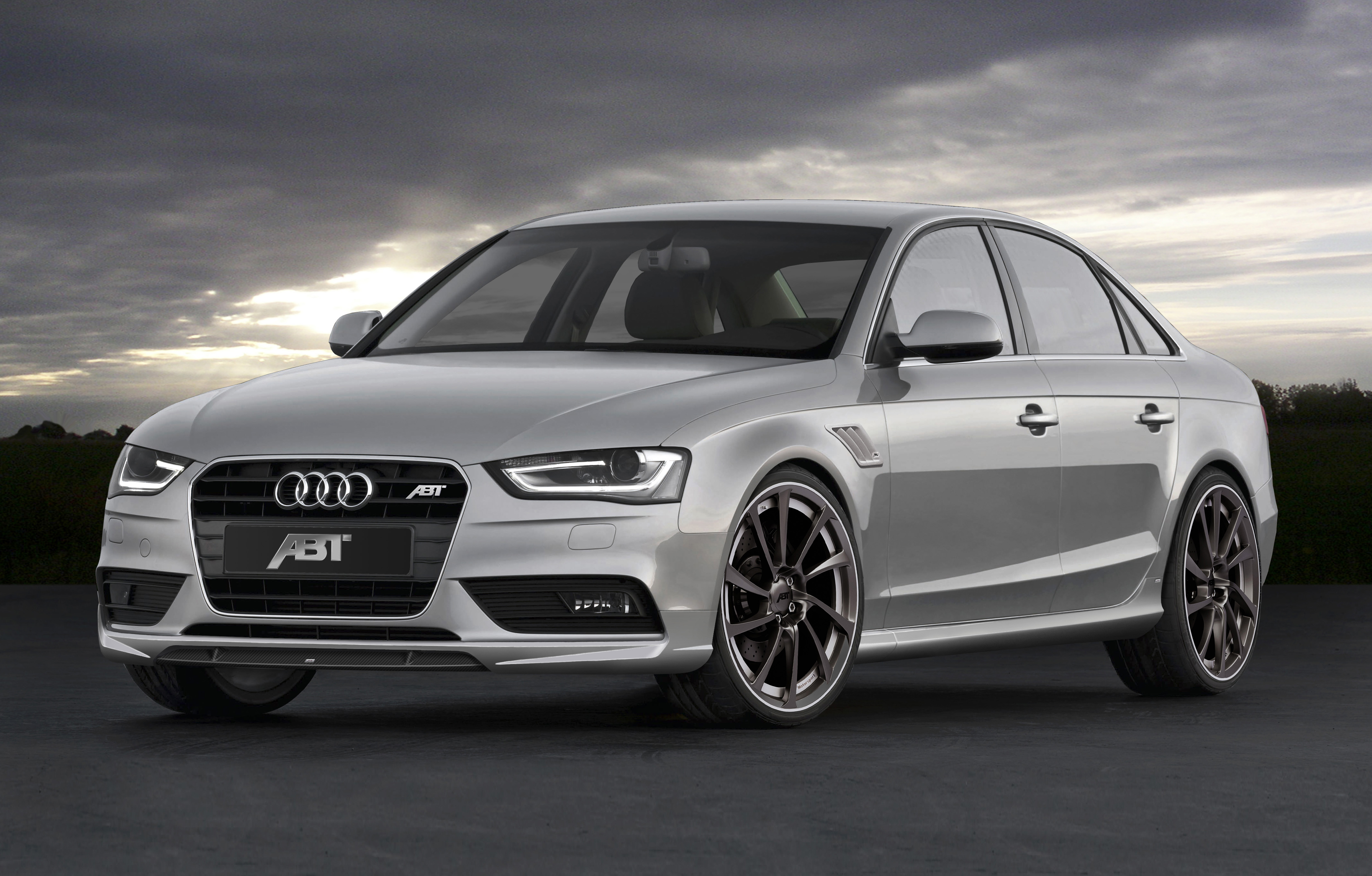 2012 Audi A4/S4 By ABT Sportsline | Top Speed. »