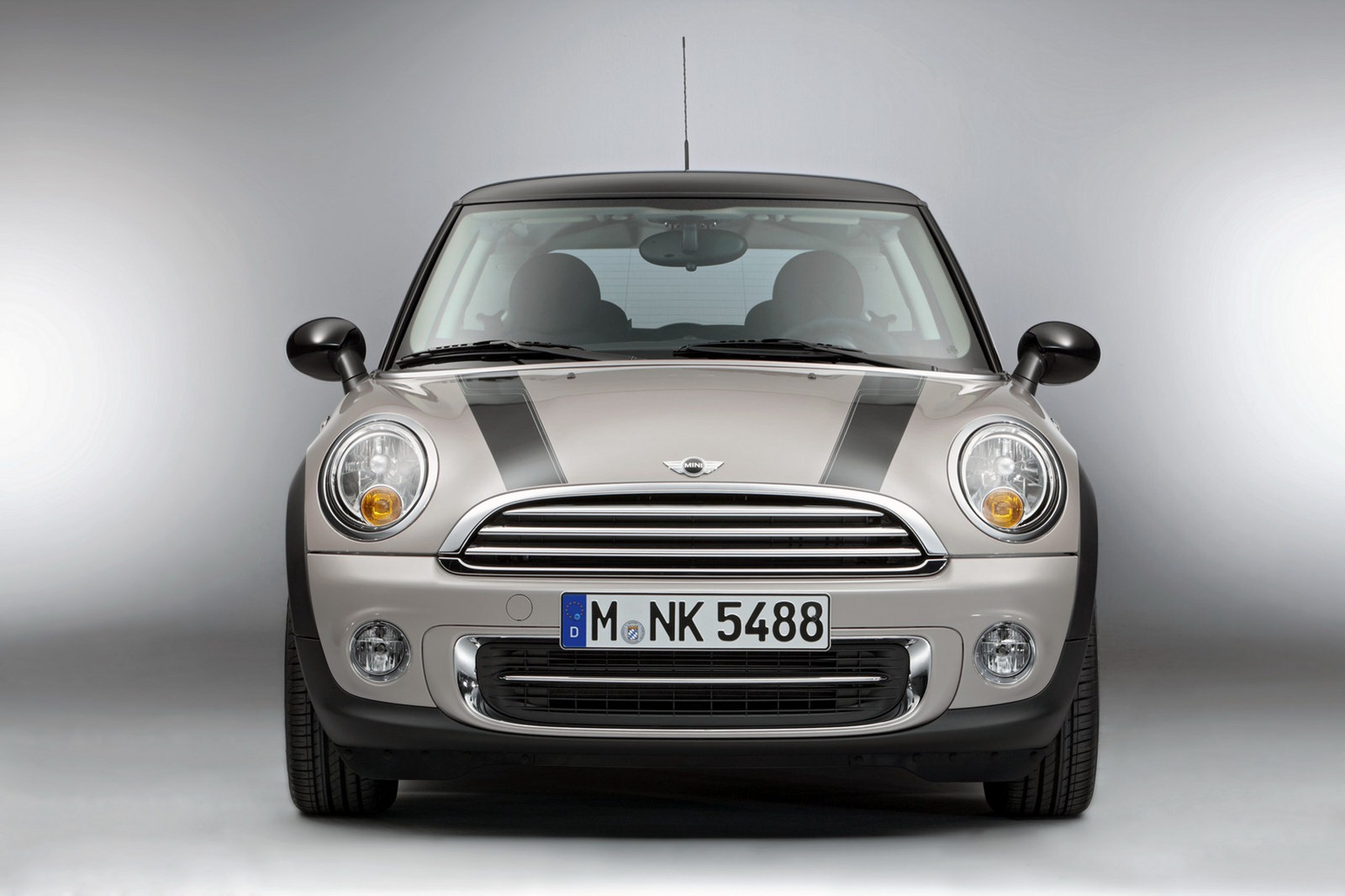 2012 Mini Cooper Baker Street Special Edition Top Speed