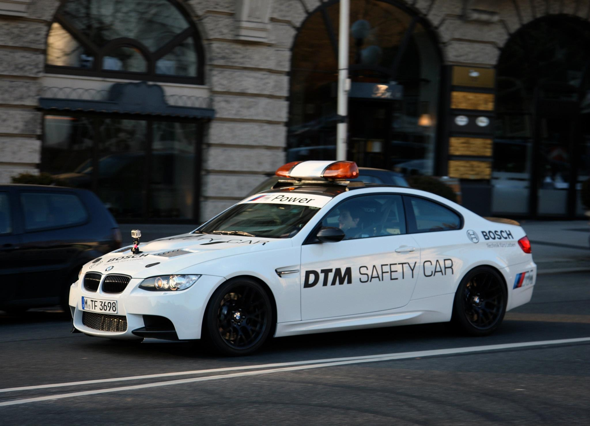 New BMW M3 >> 2012 BMW M3 DTM Safety Car Review - Top Speed