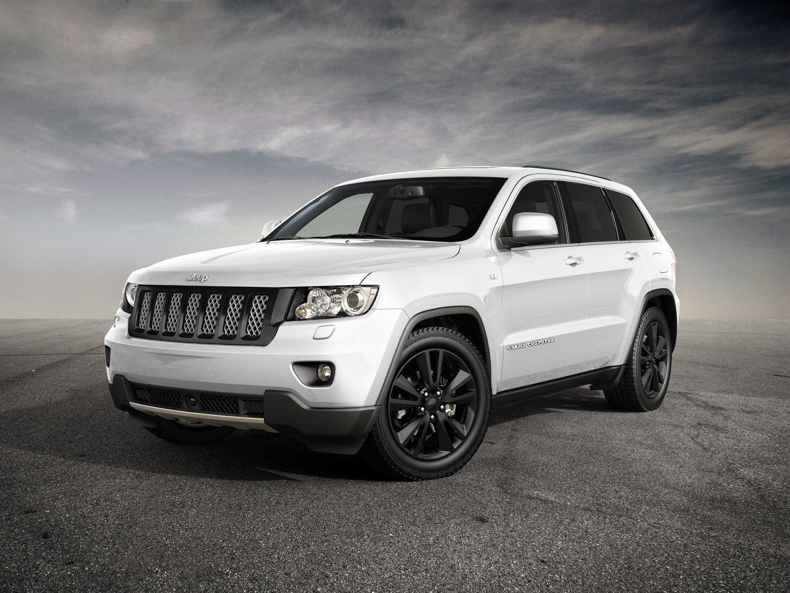 2012 Jeep Grand Cherokee Sports Concept Top Speed