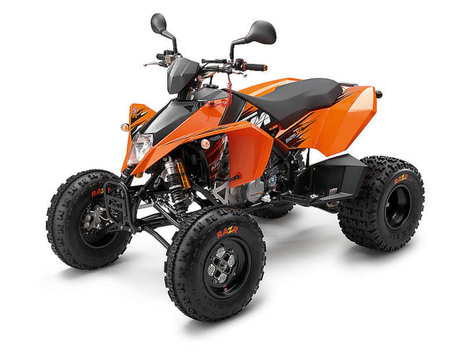 Ktm  Xc Atv Top Speed
