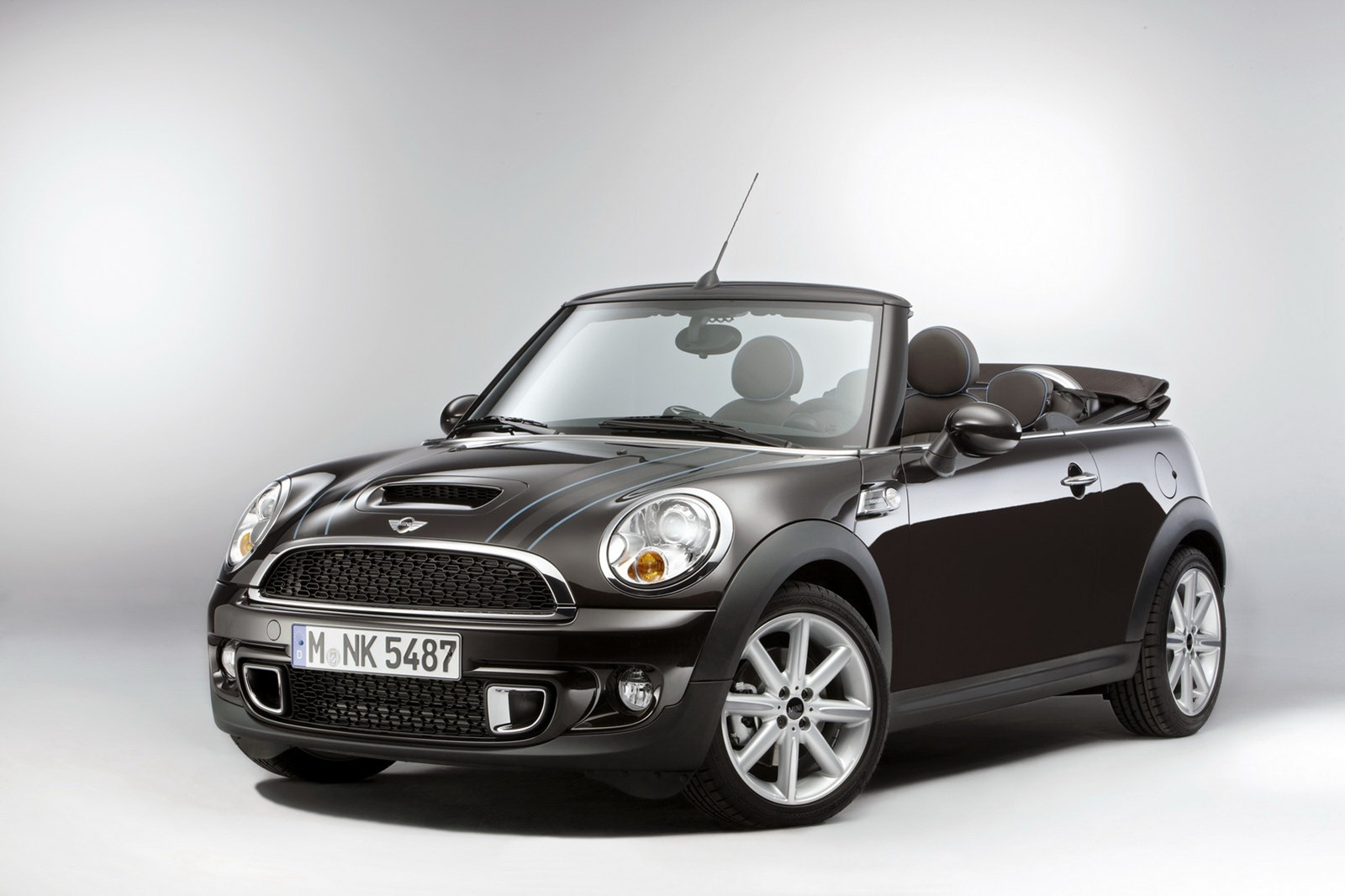 2012 Mini Highgate Convertible Top Speed