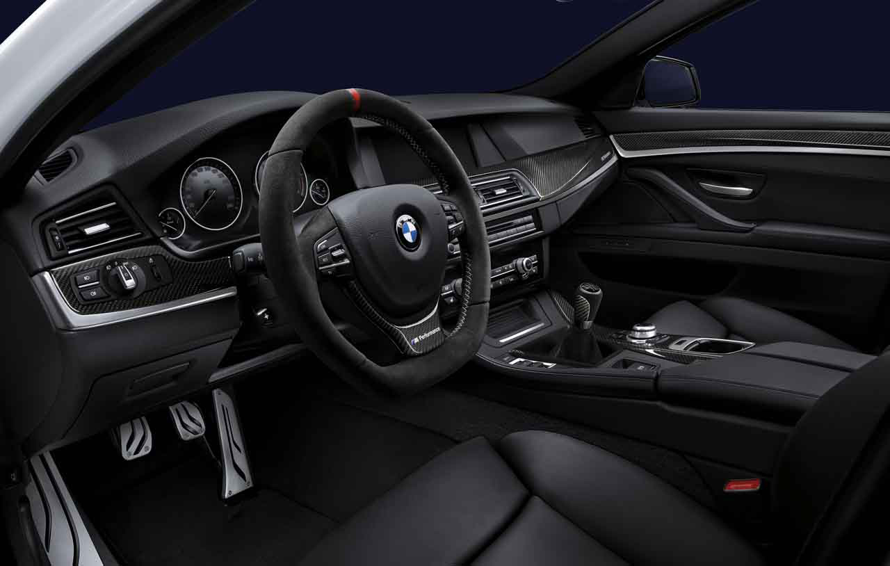 2012 Bmw 3 Series With Bmw M Performance Parts Top Speed