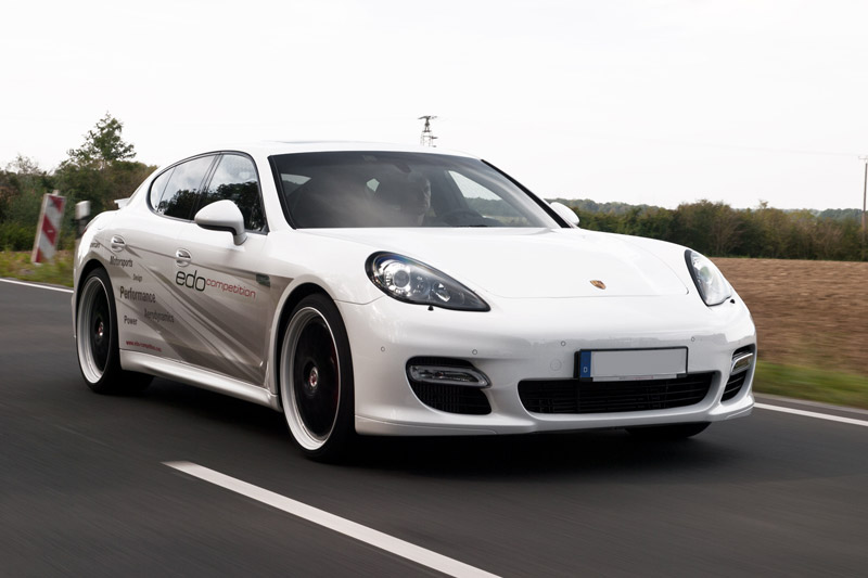 2012 Porsche Panamera Turbo S By Edo Competition Pictures Photos