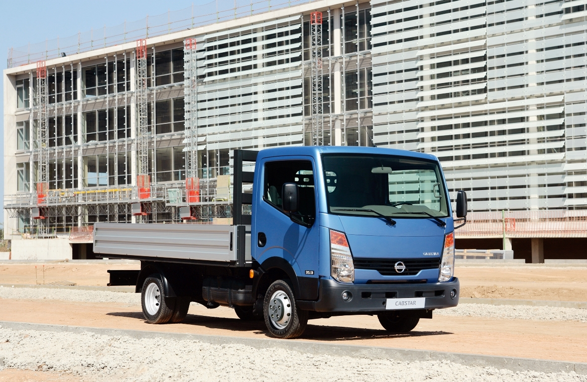 Toyota Diesel Truck >> 2008 Nissan Cabstar Review - Top Speed