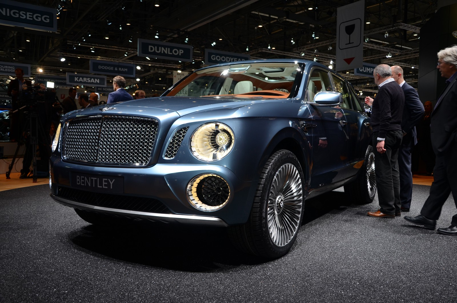 2012 Bentley EXP 9 F | Top Speed
