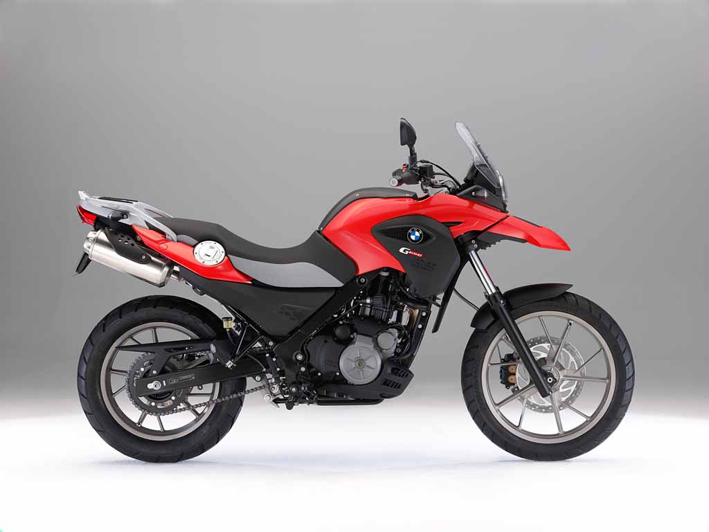 2012 BMW G650GS And G650GS Sertao | Top Speed. »
