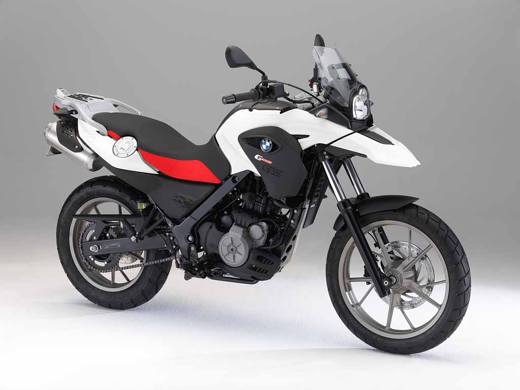2012 BMW G650GS And Sertao Review