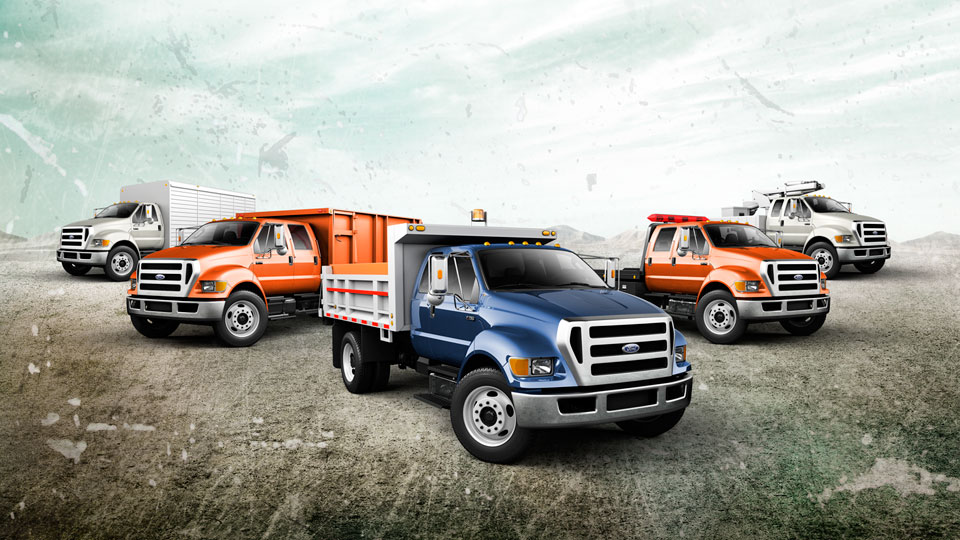 2012 Ford F-750 Chassis Cab | Top Speed