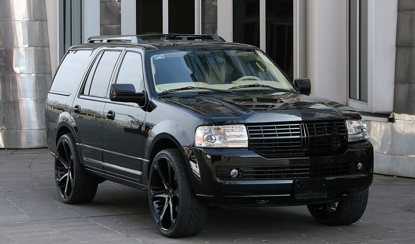 2012 Lincoln Navigator Hyper Gloss Edition By Anderson Germany Top