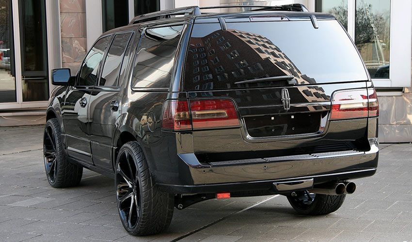 2012 lincoln navigator hyper gloss edition by anderson. Black Bedroom Furniture Sets. Home Design Ideas