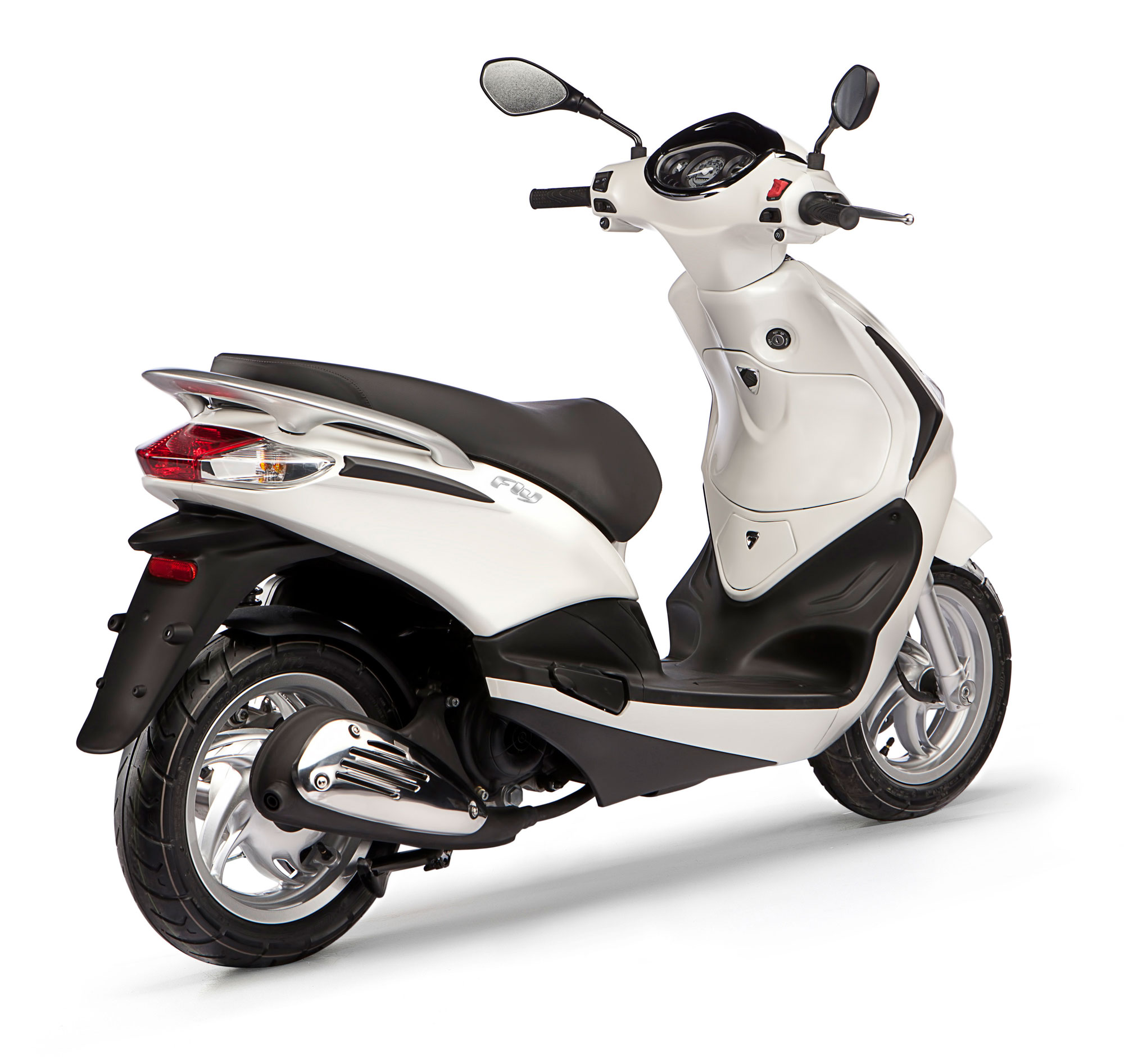 2012 Piaggio Fly 50 4V | Top Speed. »