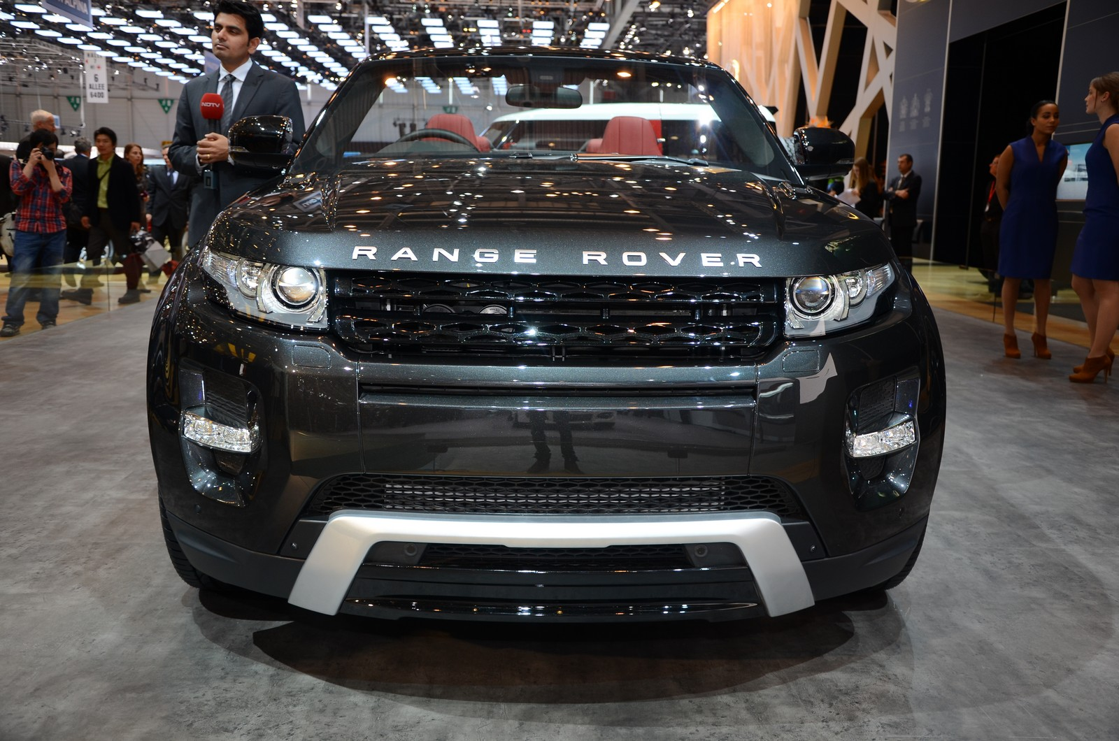 2012 range rover evoque convertible concept review top speed. Black Bedroom Furniture Sets. Home Design Ideas