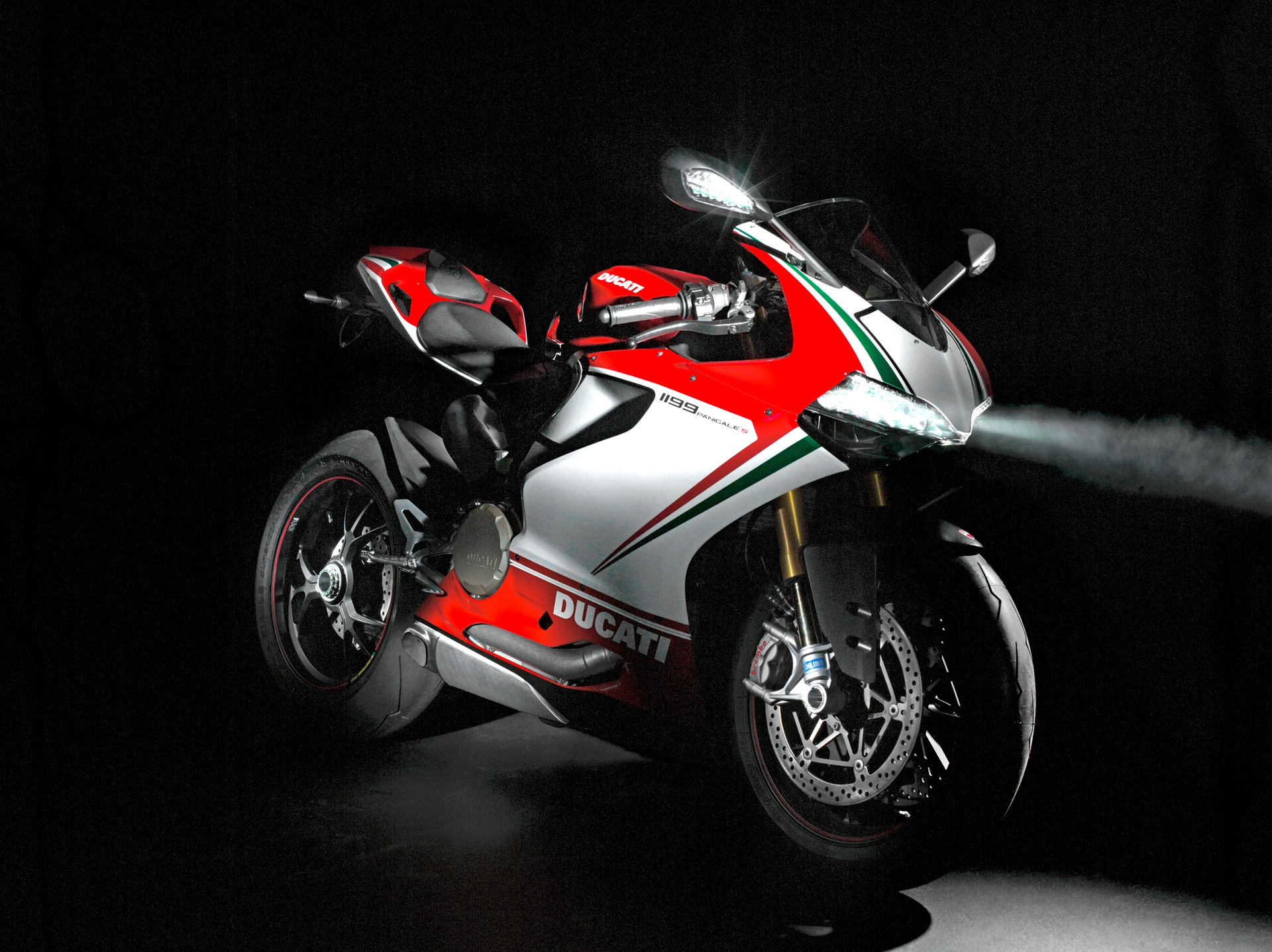 2012 ducati superbike 1199 panigale s tricolore review - gallery