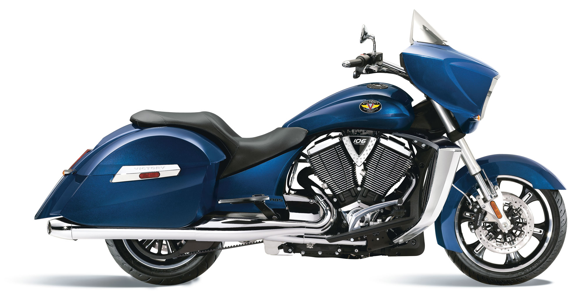 2012 Victory Cross Country | Top Speed