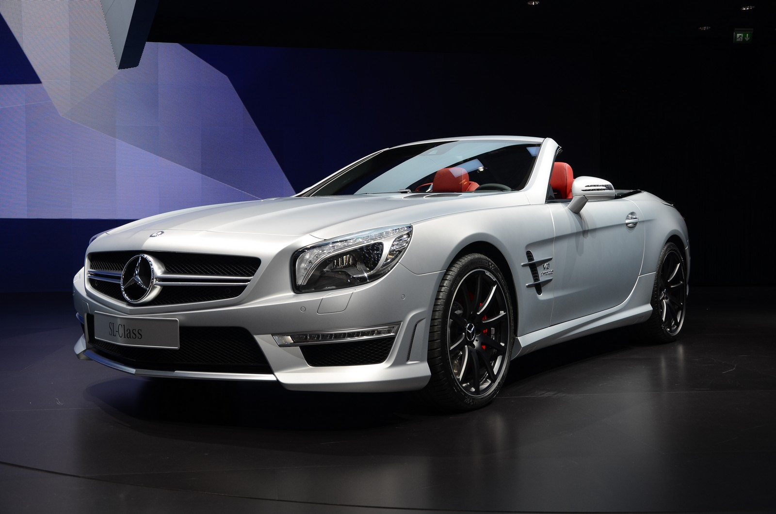 2013 Mercedes Benz Sl63 Amg Review Top Speed