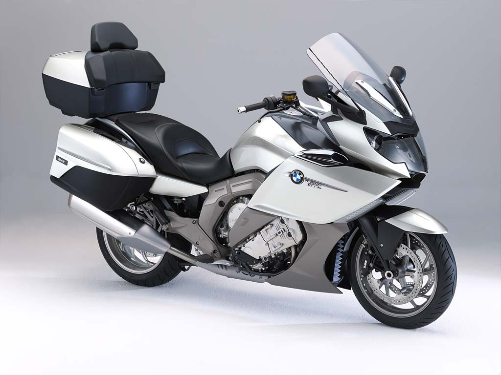2012 BMW K 1600 GT And K 1600 GTL Review - Top Speed