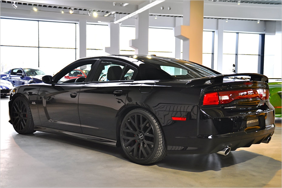 2012 Dodge Charger Srt8 By Geiger Cars Top Speed