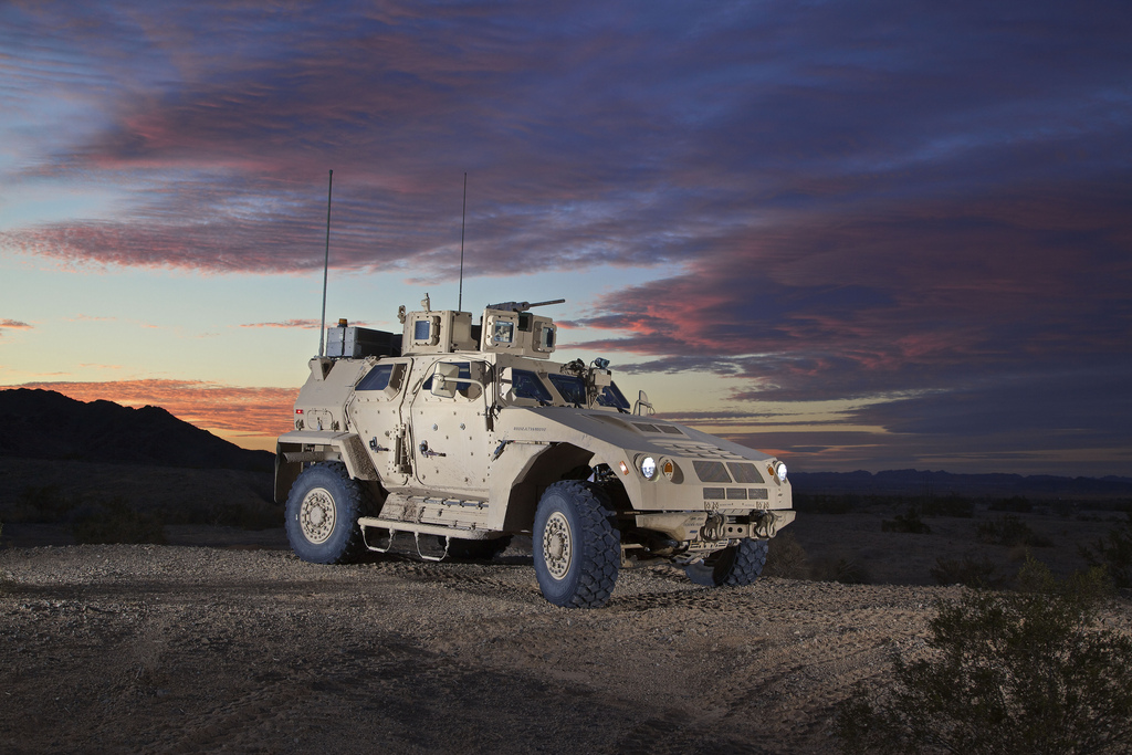 In The Army Now: Ford Set To Power New Military Vehicles | Top Speed