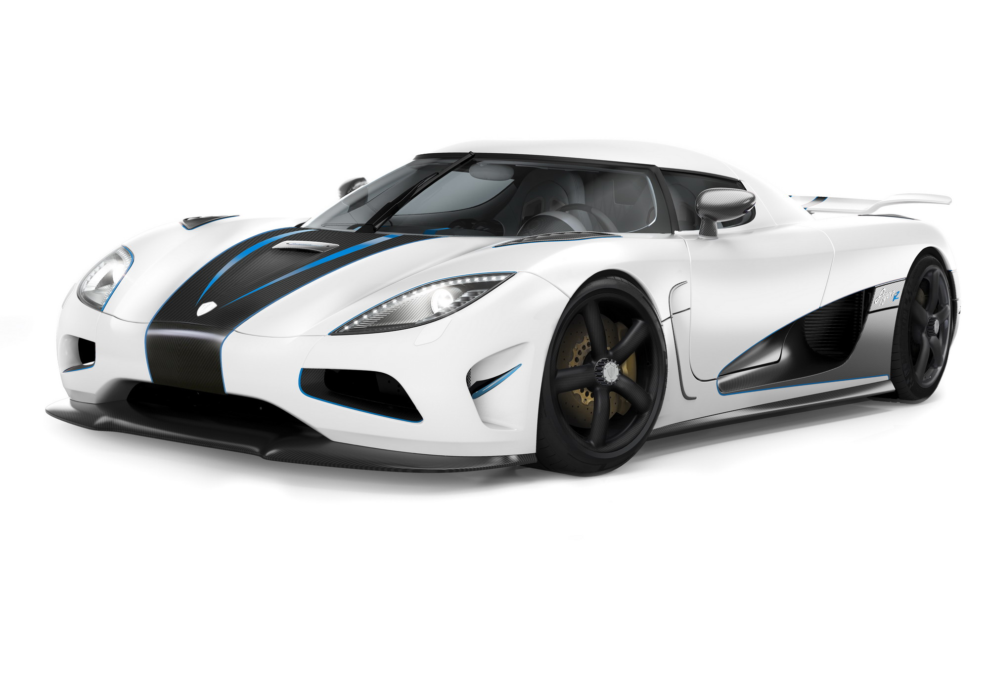 After Being Officially Unveiled Back In 2011, The Agera R Is Entering The  2013 Model Year As A More Powerful Sports Car ...