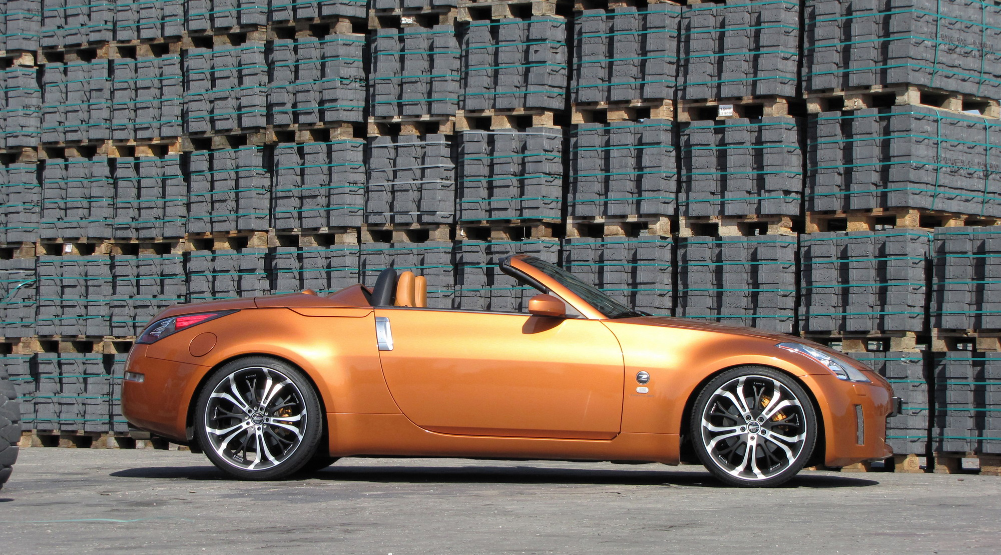 2004 2009 nissan 350z by senner tuning review top speed. Black Bedroom Furniture Sets. Home Design Ideas