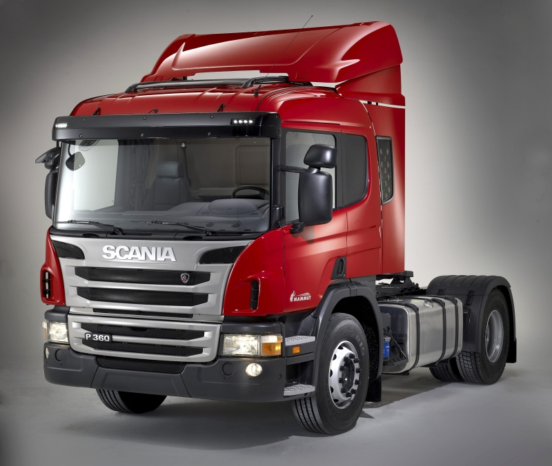 2010 Scania P Series Top Speed