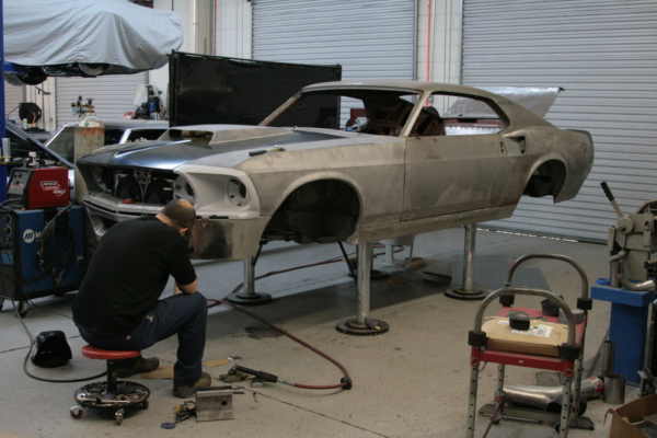 Build A Mustang >> 1969 Ford Mustang Sportroof Project By Year One Review Top Speed