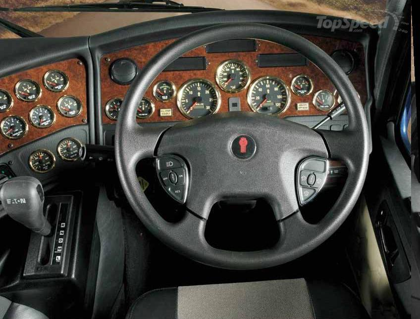 2007 Kenworth K200 Picture 452159 Truck Review Top Speed