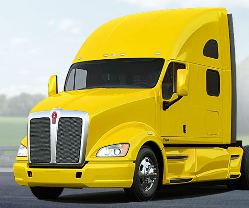 2010 Kenworth T700 Review