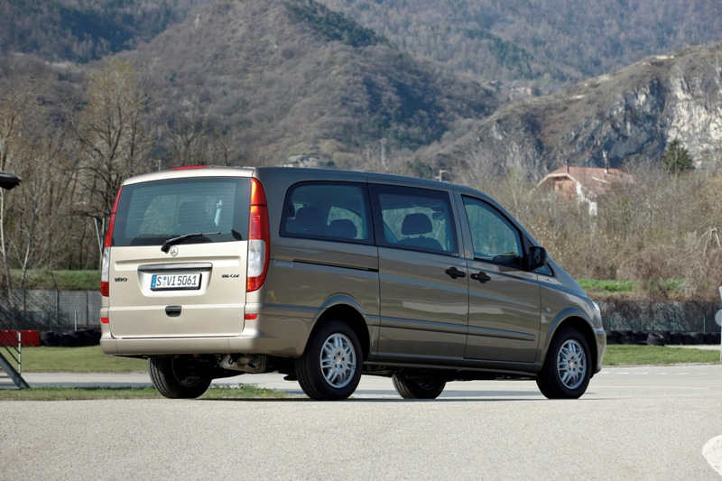 2010 Mercedes Vito | Top Speed