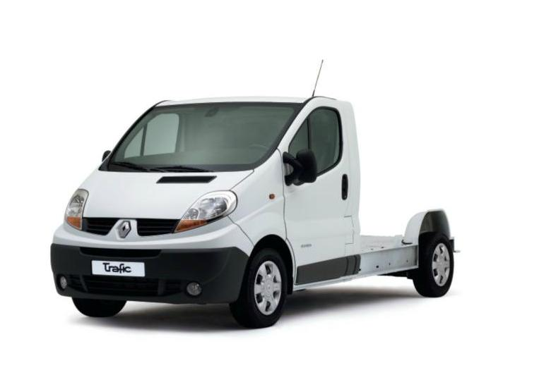 2011 Renault Trafic Top Speed