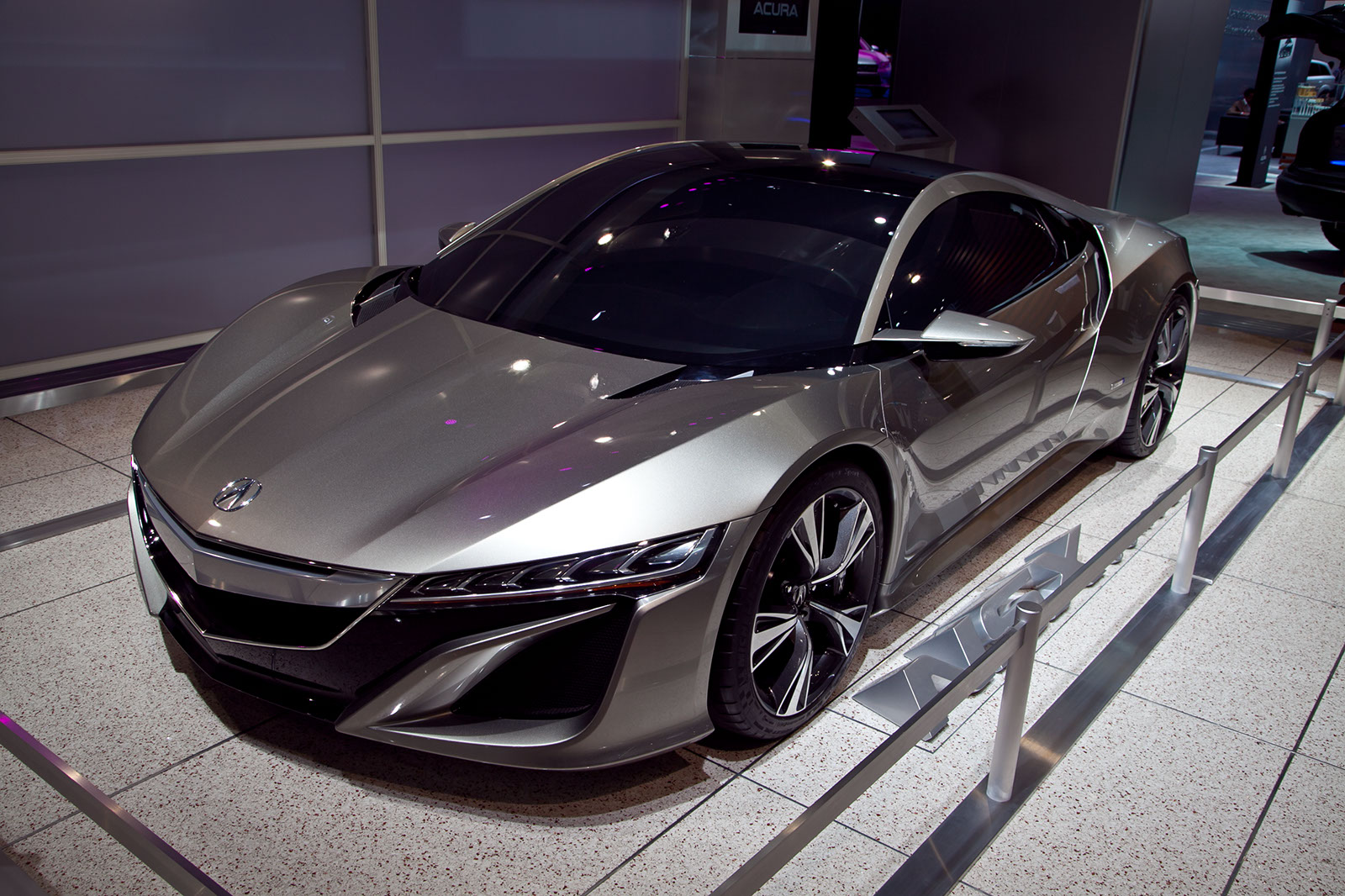 2012 Acura NSX Concept Gallery 448725 | Top Speed