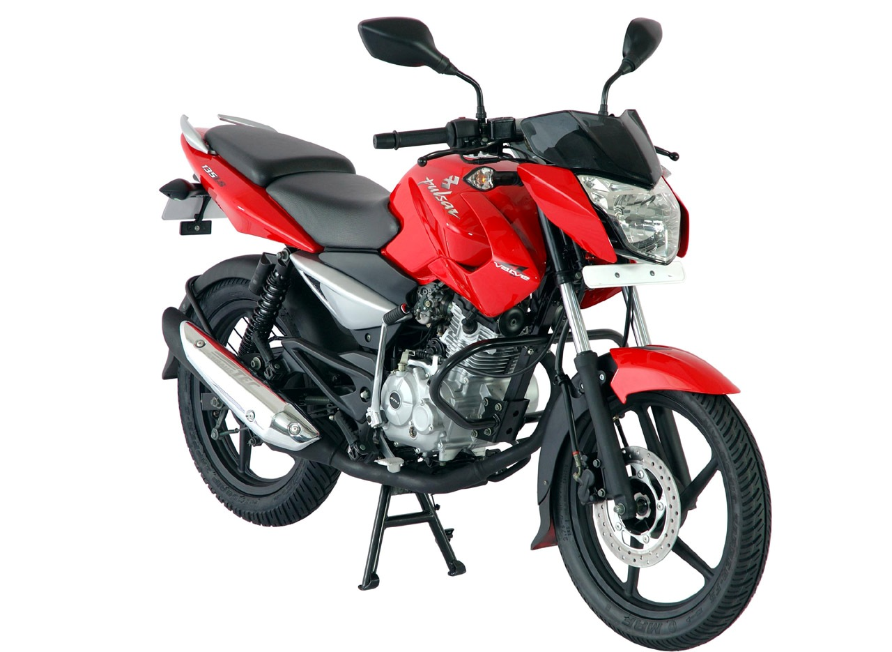 2012 Bajaj Pulsar 135 LS | Top Speed. »