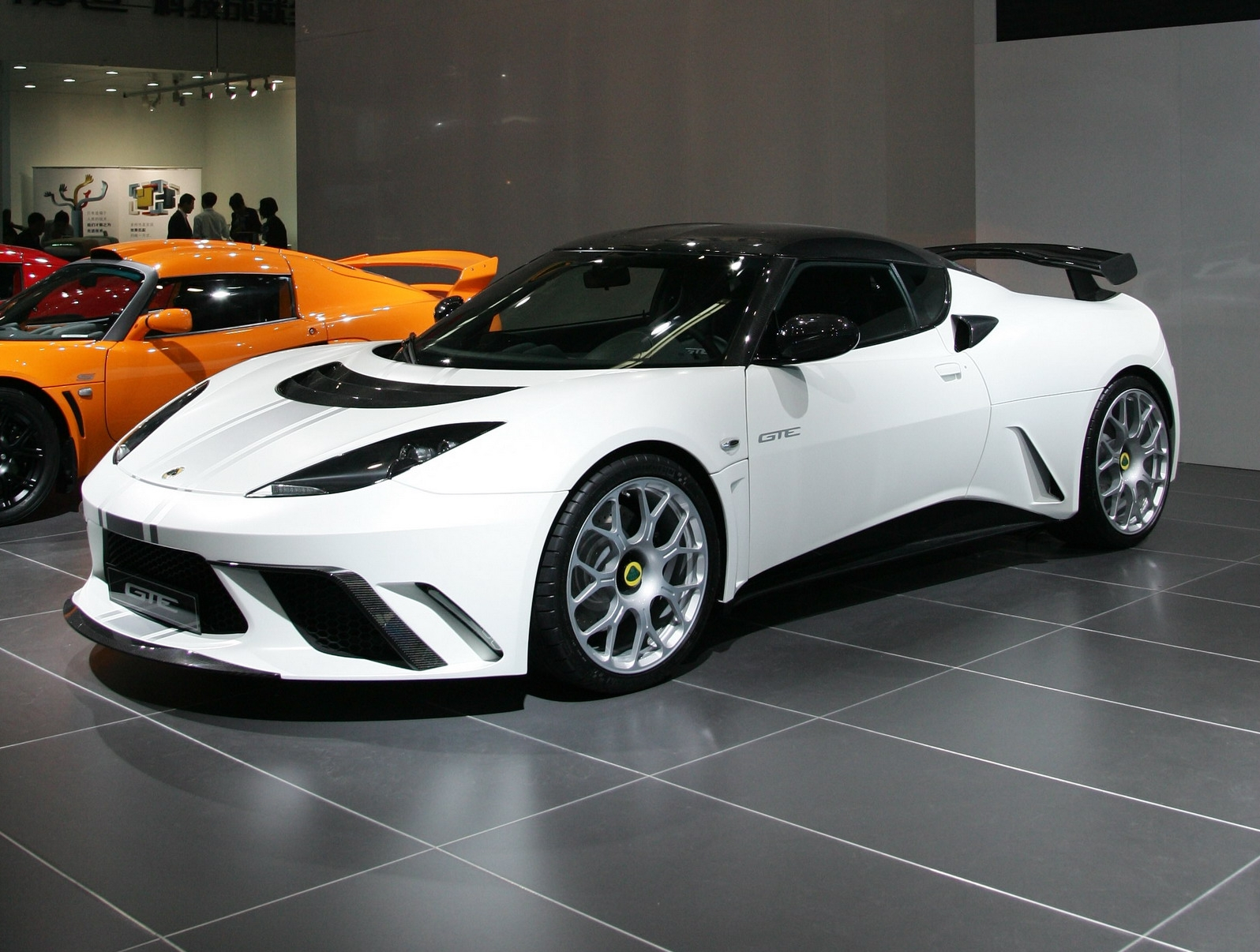 2012 Lotus Evora Gte China Limited Edition Review Top Speed