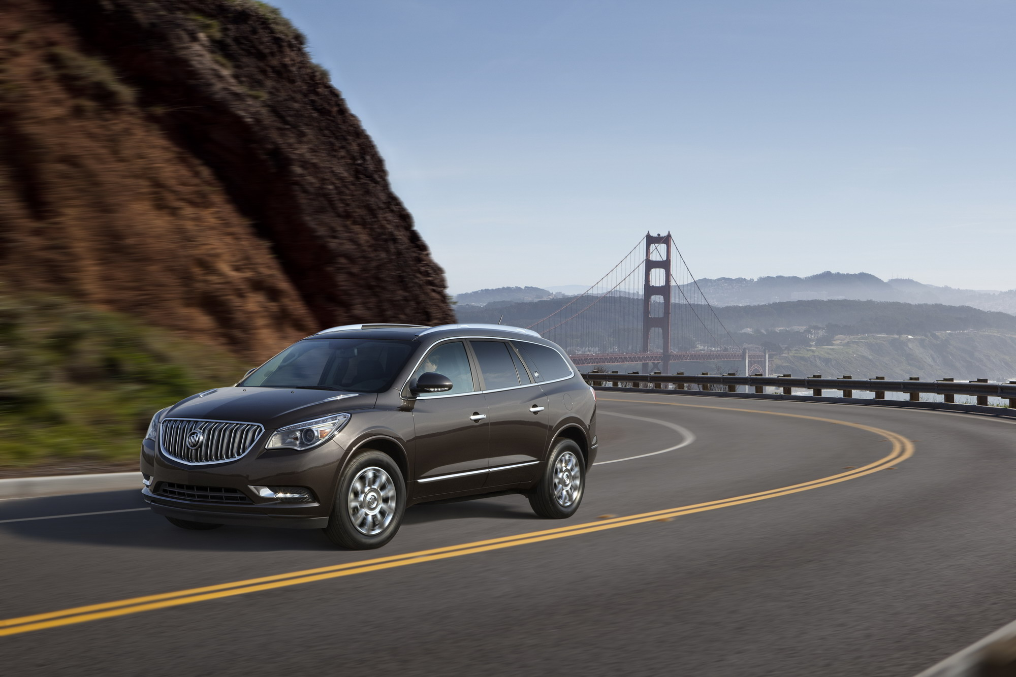 2013 Buick Enclave   Top Speed