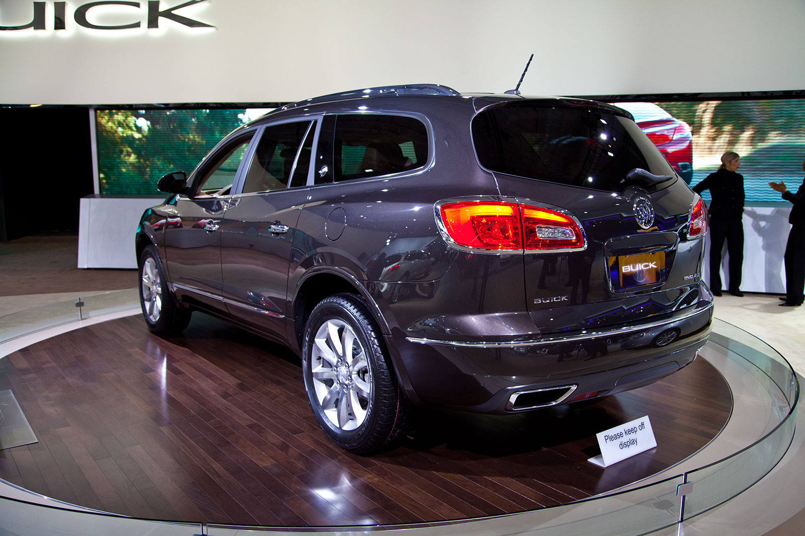 2012 Buick Enclave For Sale >> 2013 Buick Enclave Gallery 447943   Top Speed